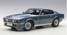Aston Martin V8 Vantage 1985 Cumberland Met Blue 1:18 AUTOart 70223