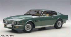 Aston Martin V8 Vantage 1985 Forest Green 1:18 AUTOart 70224
