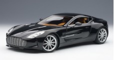 Aston Martin One-77 Black 1:18 AUTOart 70241
