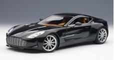 Aston Martin One-77 Black 1:18 AUTOart 70241