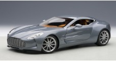 Aston Martin One-77 Blue 1:18 AUTOart 70243