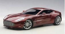 Aston Martin One 77 2009 Red 1:18 AUTOart 70245