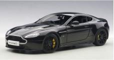 Aston Martin V12 Vantage S Year 2015 black 1:18 AUTOart 70253