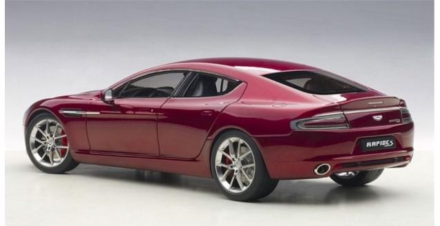 AUTOart Aston Martin Rapide S Red - Aston martin rapid s
