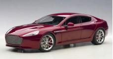 Aston Martin Rapide S Red 2010 1:18 AUTOart 70257
