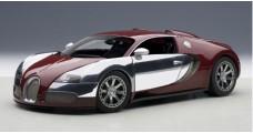 Bugatti EB Veyron 16.4 Red 1:18  AUTOart 70957