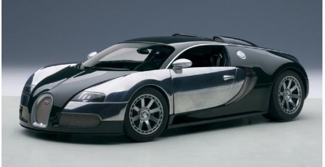 Bugatti EB Veyron 16.4 Green 1:18 AUTOart 70958