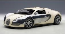Bugatti EB Veyron 16.4 White 1:18 AUTOart 70959