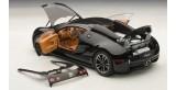 Bugatti EB 16.4 Veyron Sang Noir Black 1:18 AUTOart 70961