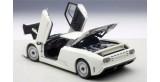 Bugatti EB110 GT WHITE 1991 1:18  AUTOart 70978
