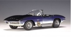 Chevrolet Corvette Mako Shark Blue 1961 1:18 AUTOart 71131