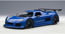 Gumpert Apollo Blue 1:18 AUTOart 71303