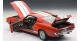 Shelby Mustang GT 500 Red 1967 1:18 AUTOart 72906