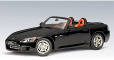 Honda S 2000 Black 1:18 AUTOart 73202