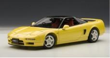 Honda Nsx Type R Yellow 1992 1:18 AUTOart 73297
