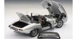 AUTOart Jaguar E-Type 1/18 Silver 1:18  Roadster 73602