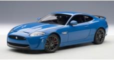 Jaguar XKR-S Blue 1:18 AUTOart 73641