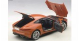 Jaguar F-Type R Coupe Metallic Orange 2015 1:18 AUTOart 73653