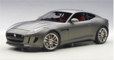 Jaguar F-Type R Coupe 2015 Composite Matt Grey 1:18 AUTOart 73654