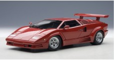 Lamborghini Countach 25th Anniversary Red 1:18  AUTOart 74534