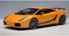 Lamborghini Gallardo Superleggera Orange 1:18 AUTOart 74581