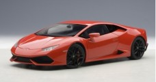 Lamborghini Huracan LP610-4 Red 1:18 AUTOart 74601