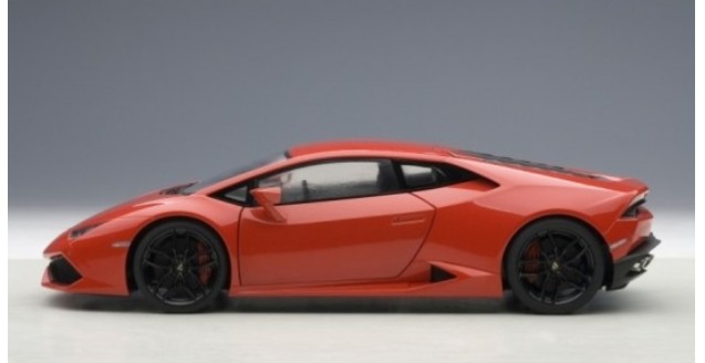 Autoart 74601 Lamborghini Huracan Lp610 4 Red 1 18