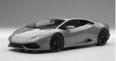 Lamborghini Huracan LP610-4 Grey 1:18 AUTOart 74602