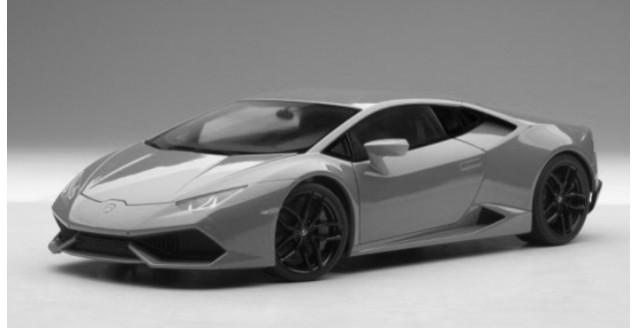 AUTOart 74602 Lamborghini Huracan LP610 4 Grey 118