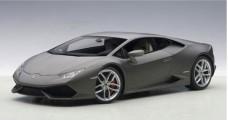 Lamborghini Huracan LP610-4 GRIGIO Matt Grey 2014 1:18  AUTOart 74606
