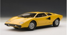 Lamborghini Countach LP400 Yellow 1:18 AUTOart 74646