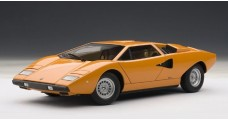 Lamborghini Countach LP400 Orange 1:18 AUTOart 74647