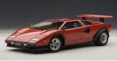 Lamborghini Countach Walter Wolf Edition Red 1:18 AUTOart 74651