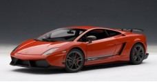 Lamborghini Gallardo Superleggera Red 1:18 AUTOart 74655