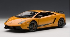 Lamborghini Gallardo Superleggera Orange 1:18  AUTOart 74656