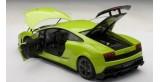 Lamborghini Gallardo Superleggera Green 1:18 AUTOart 74659