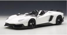 Lamborghini Aventador J White 1:18 AUTOart 74674