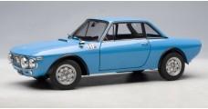 Lancia Fulvia 1.6HF Blue 1:18 AUTOart 74702