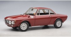 Lancia Fulvia Amaranto Montebello Red 1.6HF Blue 1:18 AUTOart 74703