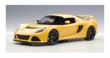 Lotus Exige S 2012 Composite Model Yellow 1:18 AUTOart 75382