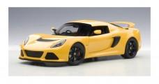 Lotus Exige S 2012 Composite Model Yellow 1:18 AUTOart 75382