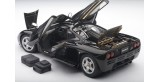 MC Laren F1 road car Black 1:18 AUTOart 76002