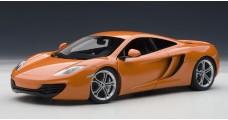 Mclaren MP4-12C Metallic Orange 1:18 AUTOart 76006