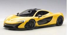 McLaren P1 Year 2013 Volcano Yellow 1:18 AUTOart 76021