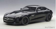 Mercedes Benz AMG GT-S Black 1:18 AUTOart 76313