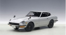 Nissan Fairlady Z432 Silver 1:18 AUTOart 77437