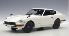 NISSAN FAIRLADY Z432 White 1969 1:18 AUTOart 77438