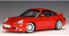 Porsche 911 GT3 Red 1:18 AUTOart 77811