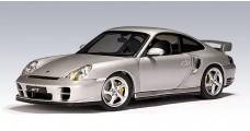 Porsche 911 GT2 Silver 1:18 AUTOart 77841