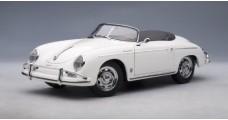 Porsche 356A Speedster White 1:18 AUTOart 77862